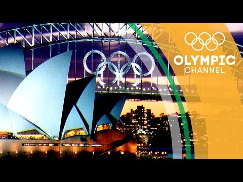 Sydney's Olympic Legacy Through the Eyes of Aaron Royle and Loudy Wiggins | Flame Catchers