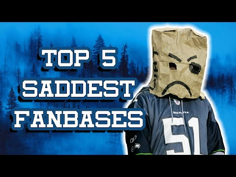 Who is the Saddest NFL Fanbase?