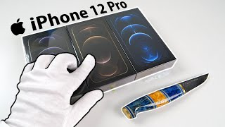 Apple iPhone 12 Pro Unboxing - Fastest iPhone Ever! + Gameplay