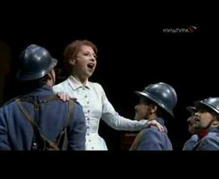 Natalie Dessay - La Fille du Regiment - Salut a la France