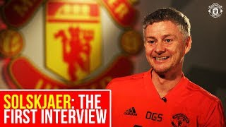 Ole Gunnar Solskjaer Reaction