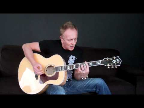 Phil Collen Plays Manraze's 'All I Wanna Do'