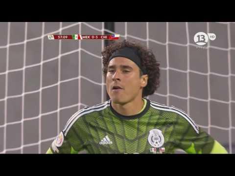 Todos los Goles de Chile en la Copa América  Centenario Hd 720