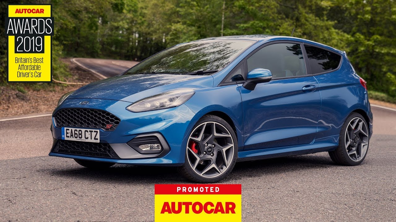 Promoted | Ford Fiesta ST: Britain's Best Affordable Driver's Car | Autocar
