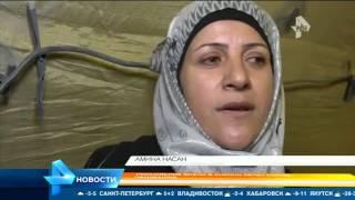 Российские врачи в Алеппо ежедневно лечат сотни пациентов