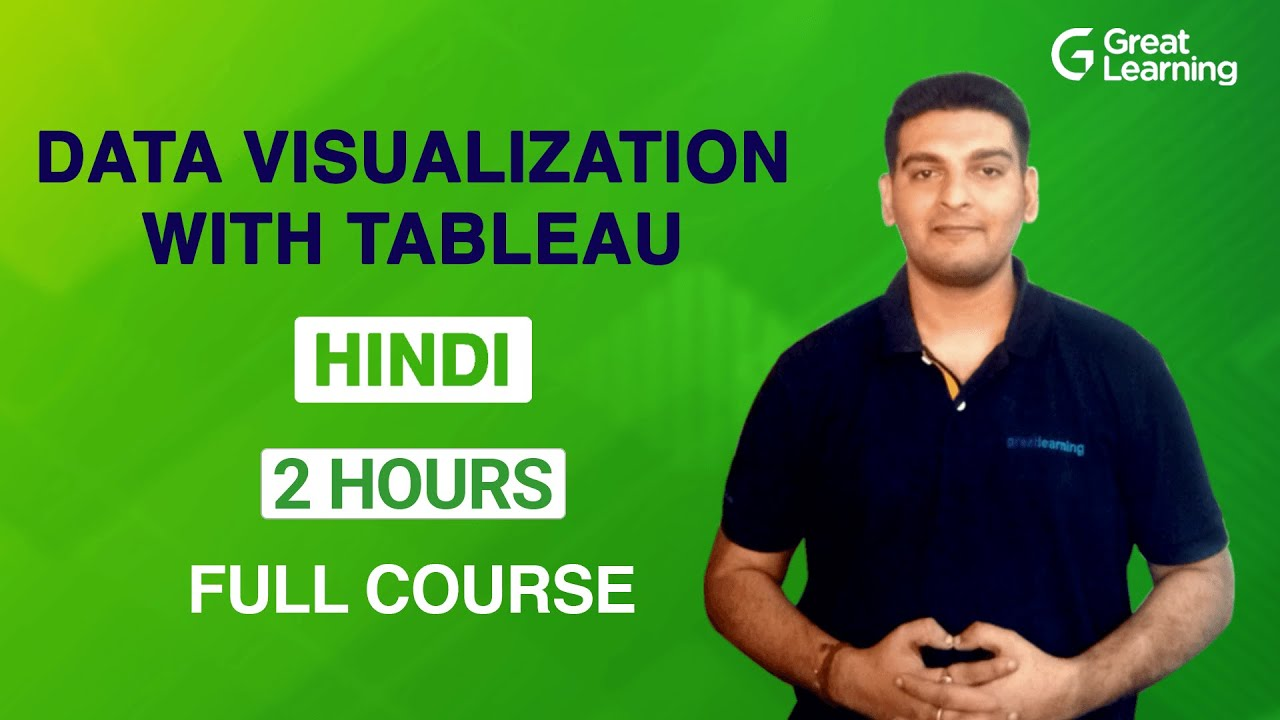Data Visualization with Tableau | Tableau Tutorial for Beginners in 2021