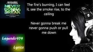 Skibadee Feat. Lily McKenzie- Never Gonna Break Lyrics HD