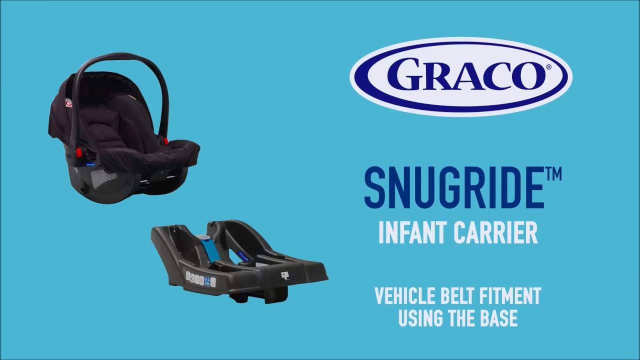 Graco Travel System Youtube Smyths Toys Graco Snugride Junior Baby Car Seat