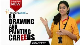CAREERS IN BA DRAWING & PAINTING – MA,Paint,Artist,Animation Industry,Art Teacher,Art Schools,Jobs