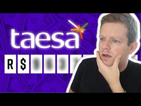 TAEE11: Quanto rende