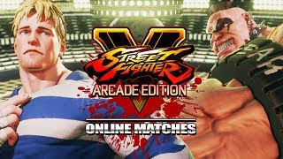 ABIGAIL CRUSH CODY  - WEEK OF! Cody: Street Fighter V