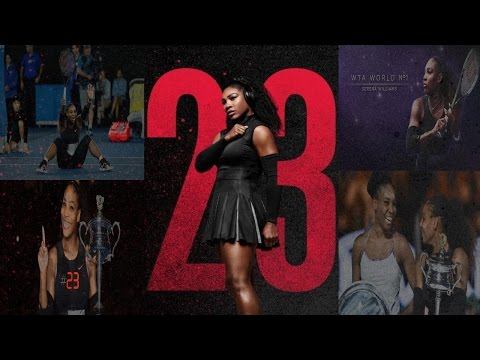 ᴴᴰAll 23 of Serena Williams Grand Slams_Titles_Winning Momen