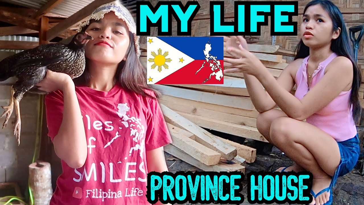 My Life in the Province of Philippines   My House in Mindanao   My Daily Life in Philippines