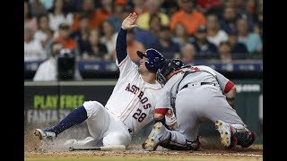 Boston Red Sox vs Houston Astros Highlights || May 31, 2018