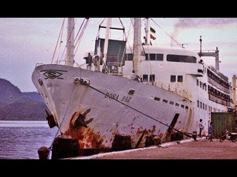 Asia's Titanic, MV Dona Paz by National Geographic Channel