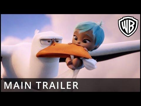 Storks – Main Trailer - Official Warner Bros. UK