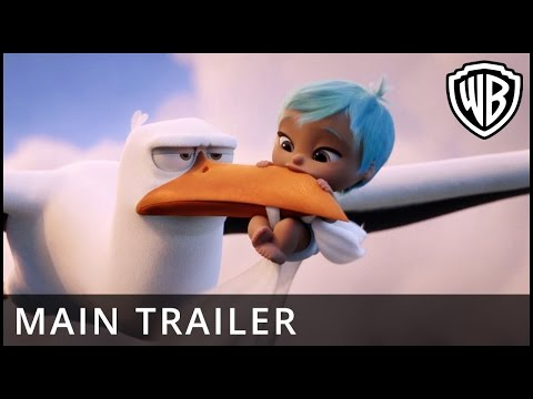 Thumbnail: Storks – Main Trailer - Official Warner Bros. UK
