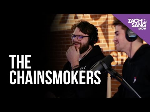 The Chainsmokers I Full Interview