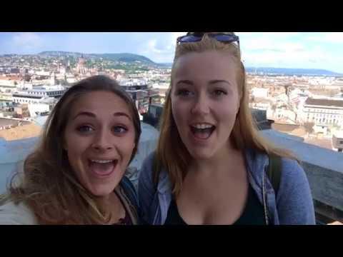 Budapest, Hungary travel vlog