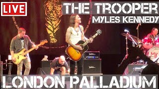 Download lagu Myles Kennedy The Trooper Live in London MP3