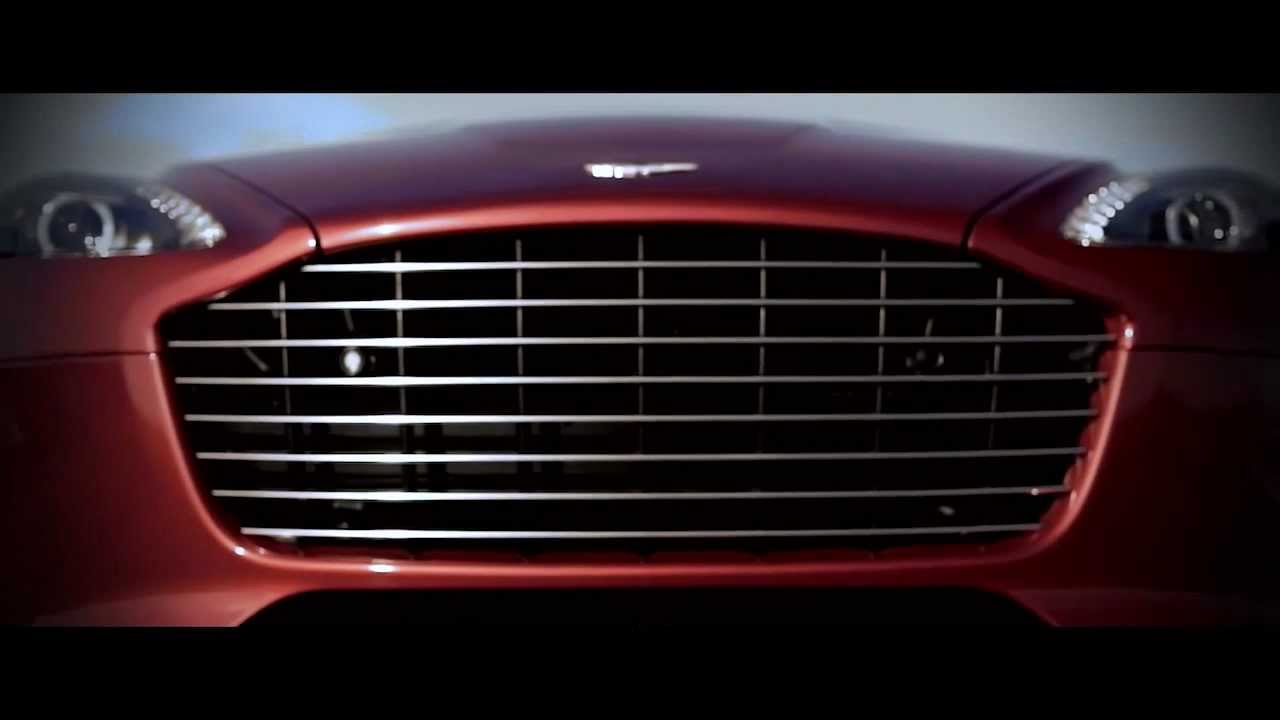 Aston Martin Rapide S The Worlds Most Beautiful  Door Sports Car