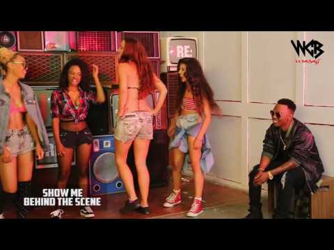 Harmonize - Show Me ( Behind The Scene part 1)