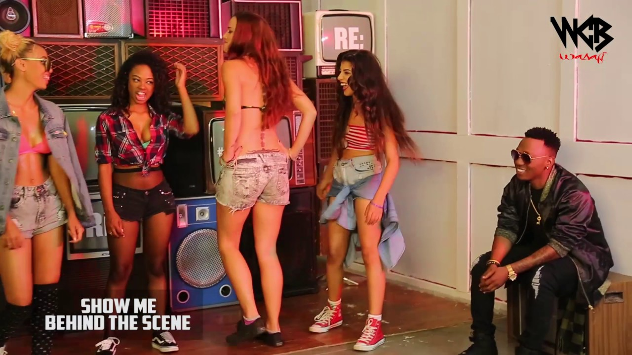 Download Harmonize - Show Me ( Behind The Scene part 1)