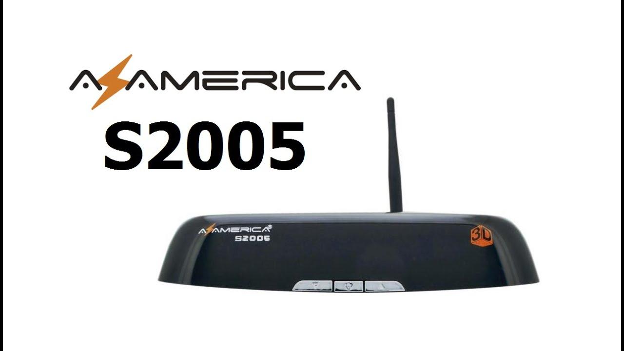 RECOVERY AZAMERICA S2005 TRAVADO EM BOOT