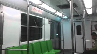 tren nm 79 en linea 6 m 0203 m 0204