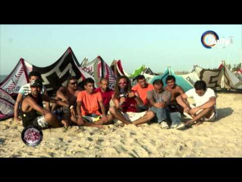 Douza Adrenal'IN Episode 14 global kite djerba TunisnaTV