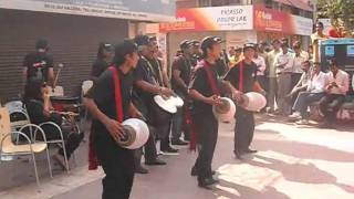 Drum Cafe Drummers in India for Esprit Big Bang
