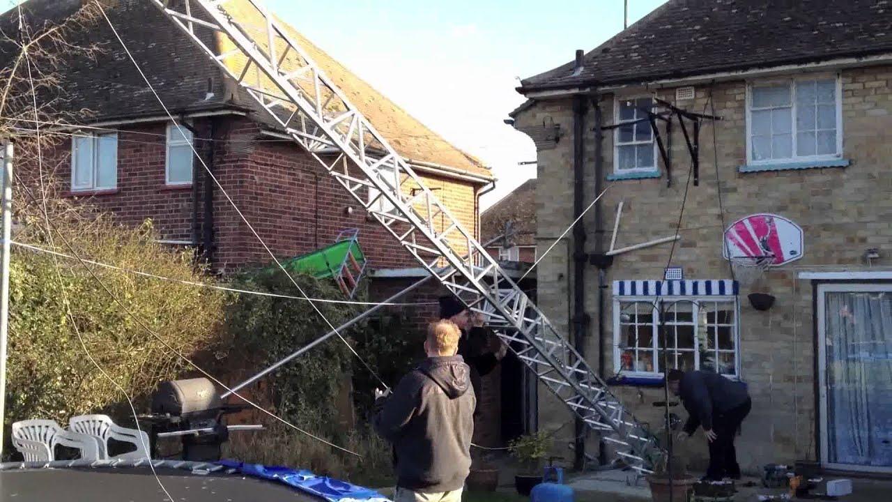 amateur mast