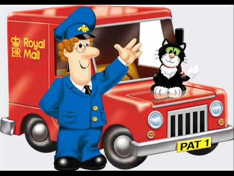 Postman pat theme