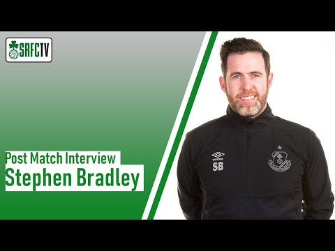 Stephen Bradley | Post Match Interview v AC Milan | UEFA Europa League | 17 September 2020