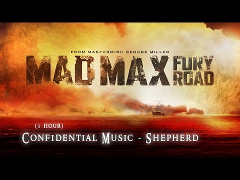 Mad Max: Fury Road -  Wild World Trailer Music (1 hour)