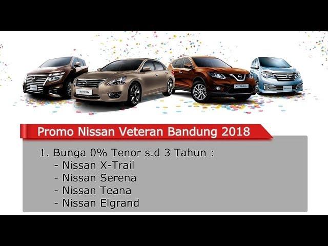 "Promo Akhir Tahun 2018 Nissan Bandung ""Year End Big Sale"""