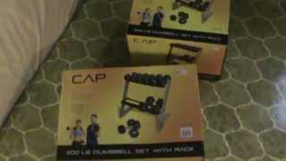 Costco Dumbbell Weight Set Review