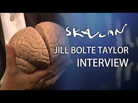 Jill Bolte Taylor | SVT/NRK/Skavlan