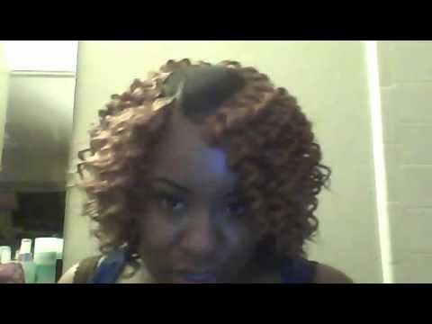 Deep Wave Quickweave W Invisible Part Install Pt 2 Youtube