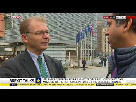Phillippe Lamberts on draft Brexit agreement