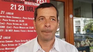 Brindisi Wine Fest - intervista Giuseppe Meo