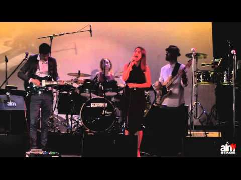 Snarky Puppy Ft Shayna Steele - Gone Under - Cover