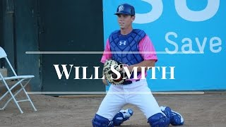 Dodgers First-Round Draft Pick Will Smith | August 13, 2016
