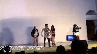 Juegos Florales Escolares Nacionales 2015, Hip Hop (3/10)