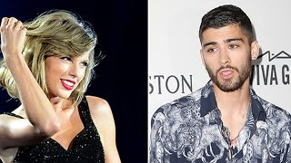 Taylor Swift And Zayn Malik Release New Song For
