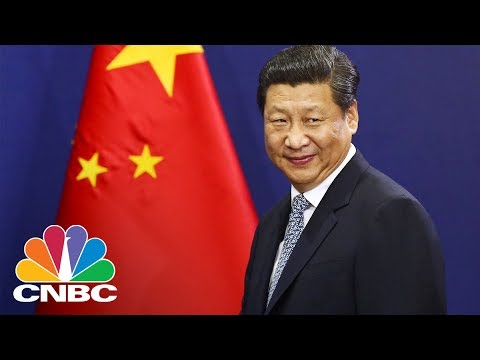 China At Risk From President Trump's Tax Proposals   CNBC