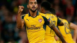 Video Gol Pertandingan Arsenal vs Basel