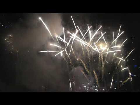 Australia Day 2015 Darling Harbour Fireworks