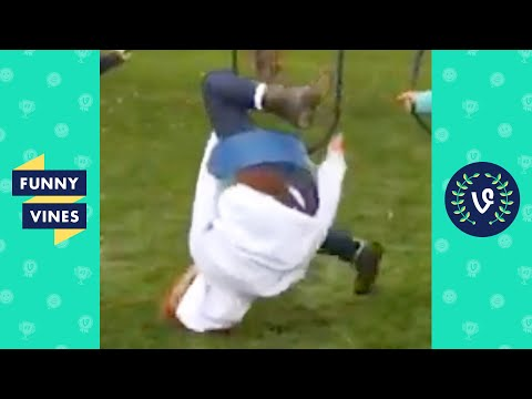 TRY NOT TO LAUGH - Best Funny Fails!