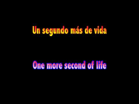 Juanes — A Dios Le Pido — Lyrics English/Spanish
